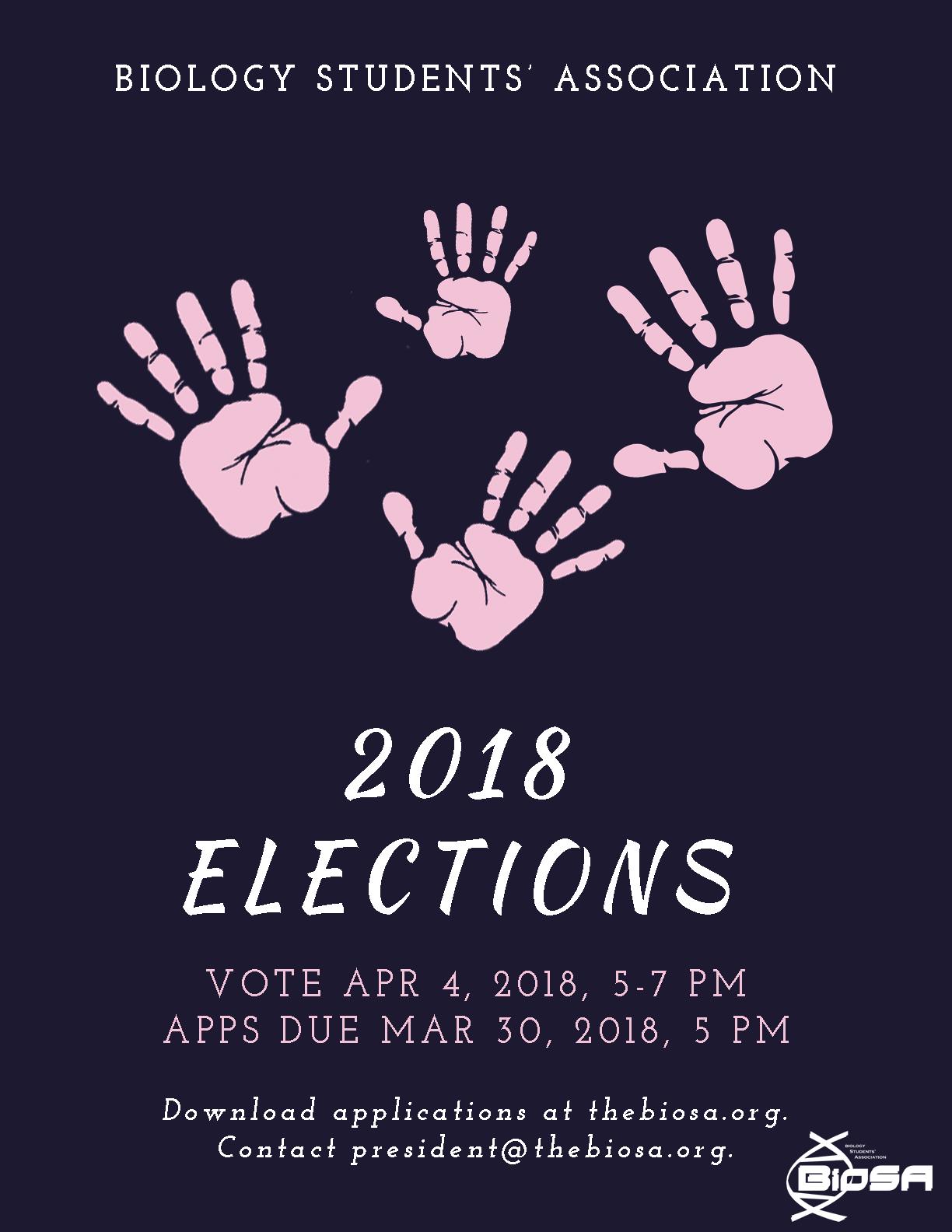 Biosa elections