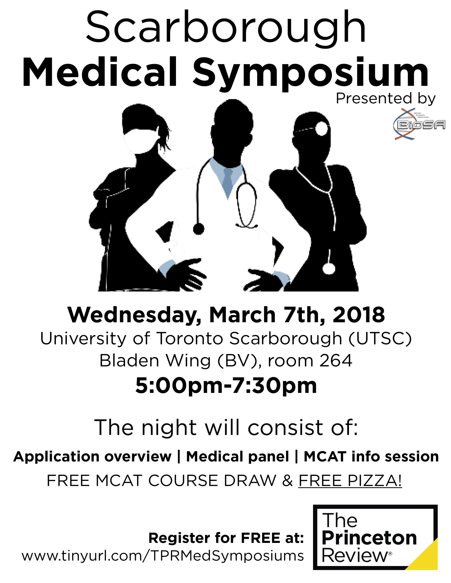 Scarborough Med Symposium - March 7 2018