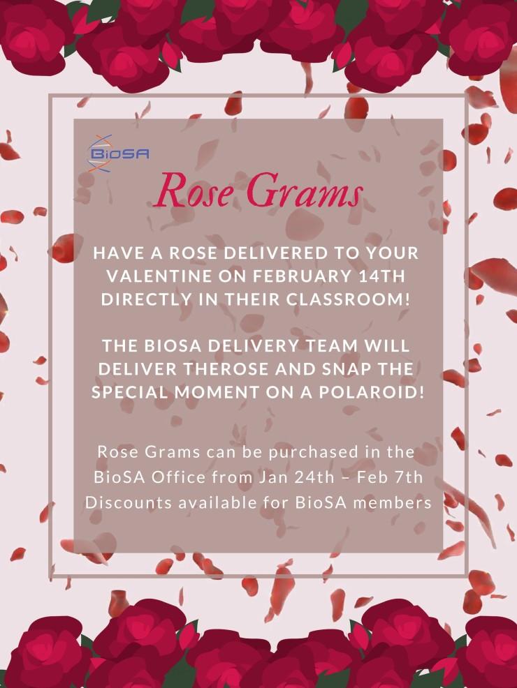 rosegrams