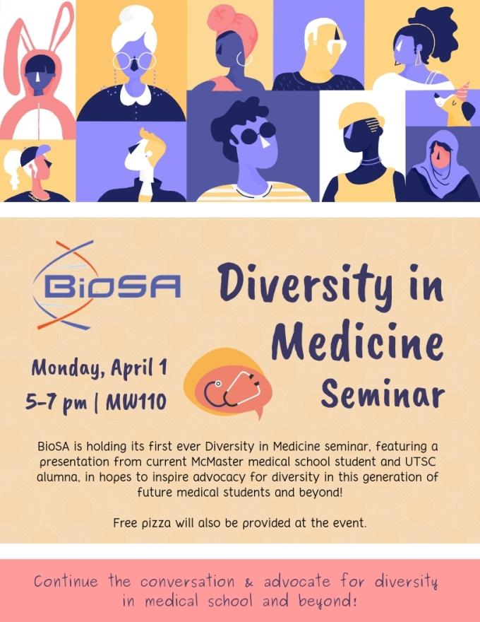 Diversity in Medicine Seminar Facebook Poster[1947]